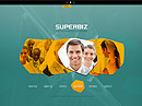 Super Business Easy flash template