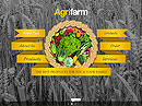 Agricultural Farm Easy flash template