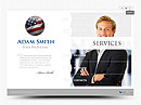 Politician - Easy flash templates, EASY FLASH website templates