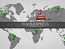 Trans Express Easy flash template
