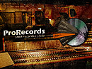 Sound Records Easy flash template