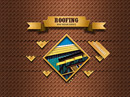 Roofing - Easy flash templates, Real Estate flash templates