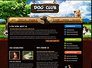 Dog Training HTML template