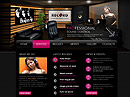Sound Recording HTML template