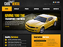 Car Rent HTML template ID: 300111180