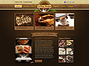 Coffee House html dreamweaver template