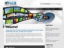 free MyWeb website template