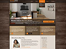 Interior Design - HTML template, HTML website templates