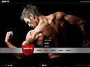 Fitness Club HTML5 templates