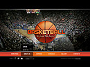 Basketball HTML5 templates