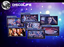 Disco Life HTML5 template