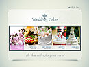 Wedding Cakes HTML5 templates