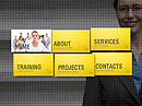 Yellow Business HTML5 template