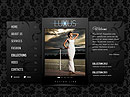Luxus Fashion HTML5 templates