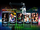 Online Radio HTML5 template