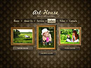 Art Gallery HTML5 templates