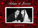 Love Story - HTML5 templates, WEDDING FLASH website templates