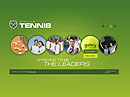 Tennis Club HTML5 template