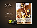 SPA Salon HTML5 templates