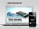 Gadgets Repair HTML5 template