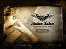 Item number: 300111456 Name: Tattoo Salon Type: HTML5 template