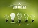 Green Energy HTML5 templates