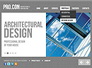 Architectural HTML5 templates