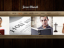 Church - HTML5 templates, RELIGION, RELIGIOUS FLASH website templates