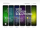 Web Design HTML5 template