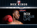 Boxing Club HTML5 templates