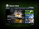 Soccer Club HTML5 templates