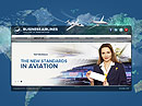 Business Airlines HTML5 templates