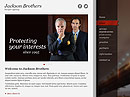 Private Lawyer HTML5 templates