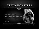 Tatto and piercing HTML5 templates