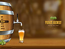 Beer Company HTML5 template