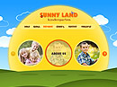 Kindergarten - HTML5 templates, Children  website templates