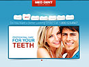 Item number: 300111531 Name: Dentistry Type: HTML5 template