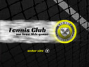 Tennis SportHTML5 templates