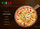 Pizza HTML5 templates
