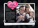 Our Wedding - jQuery  flash templates